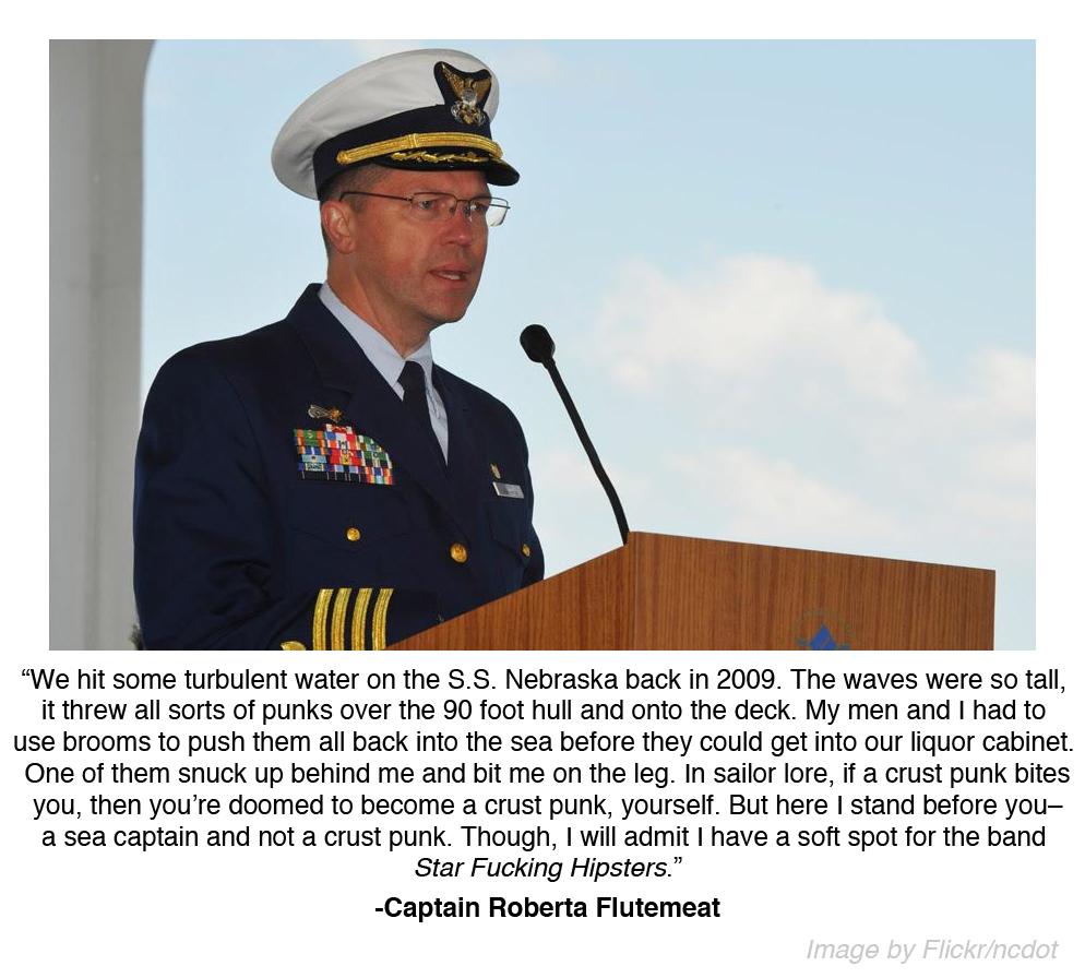 captain 2n