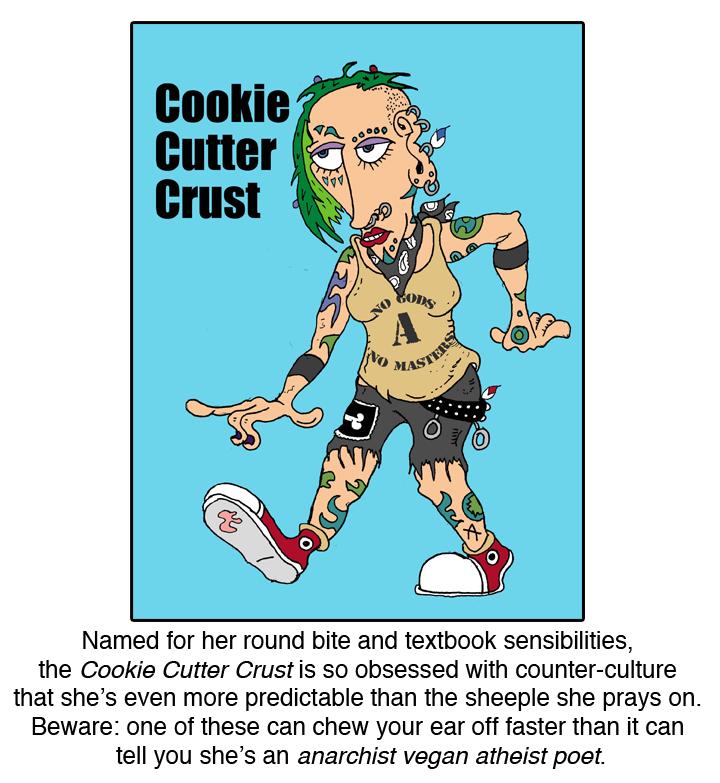 cookie cutter f