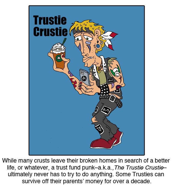 trustie f