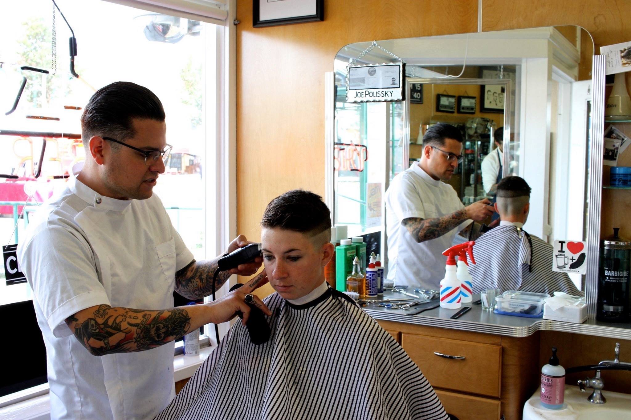 New Haircut Apparently Not Worthy Of Instagram Post By Barber