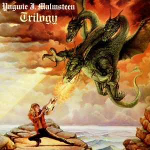 Yngwie Malmsteen Album Not Living up to Cover Art