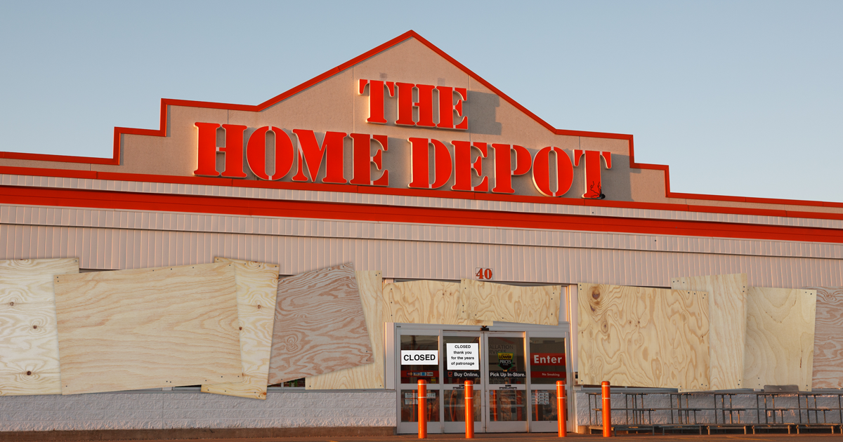 7 Popular Siding Materials To Consider: Home Depot Closes As Cops Crack Down On DIY Spaces