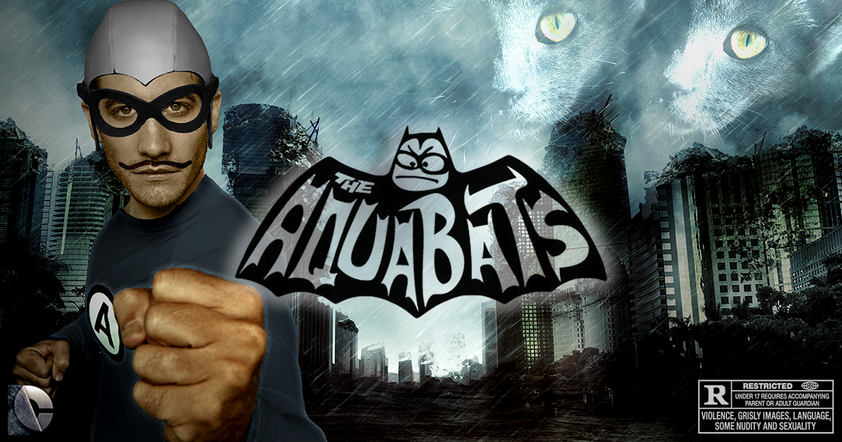 DC Announces Dark, Edgy Aquabats Reboot