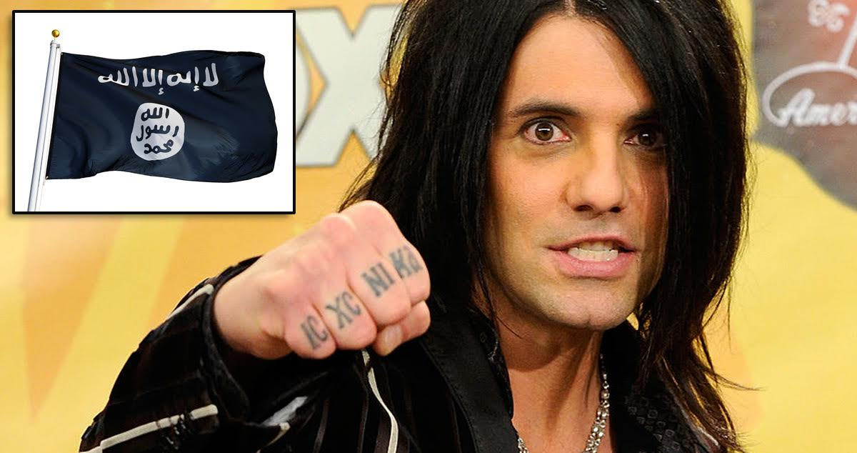 What a Waste: Criss Angel Refuses to Use His Powers to Fight ISIS