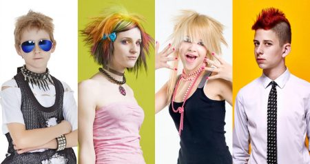 We Gave These 4 Teens a Hot Topic Makeover and Then We Kicked Their Asses