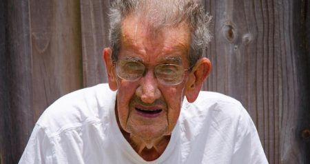 America's Oldest Man Shares His Tips for a Long Life and Somehow They're All Super Racist