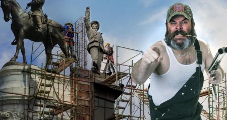 Stop Complaining About the Removal of Confederate Statues and Start Helping Me Build New Ones