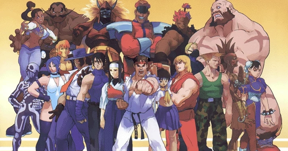 Street Fighter Character Not Enough Of Racial Stereotype To Be In