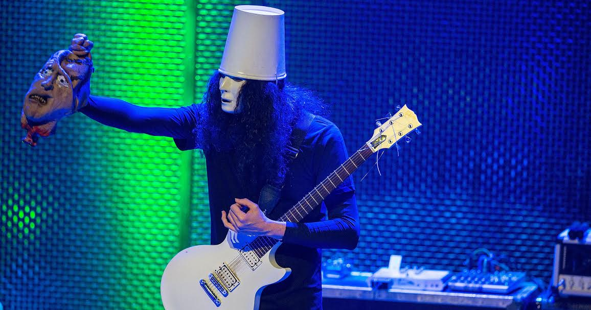 Buckethead Finally Reveals Origin of Mysterious Nickname