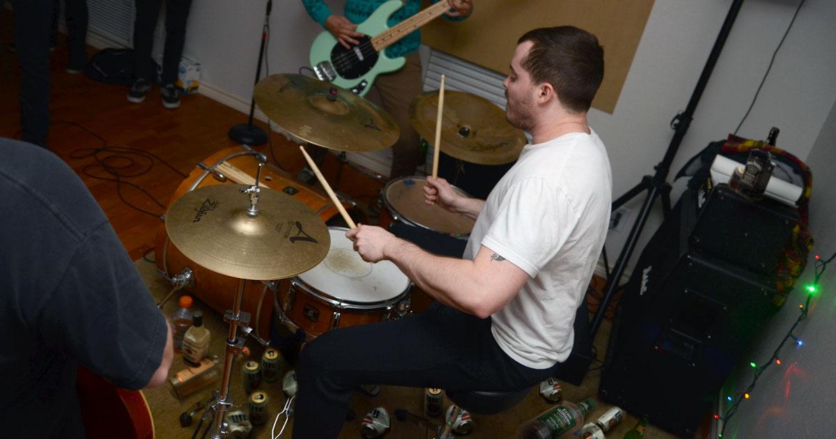 drummer, john bonham, drinking