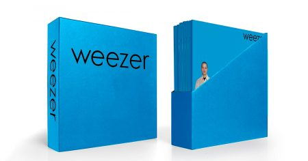 weezer, blue album, box set, rivers cuomo