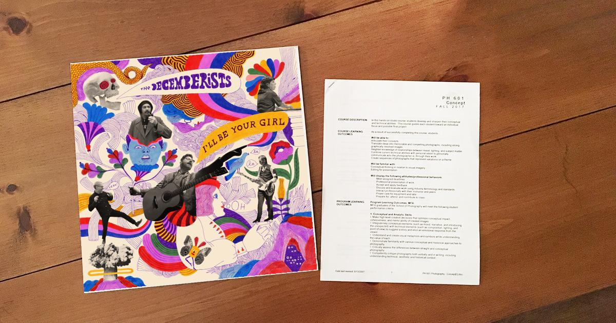 decemberists, album, syllabus