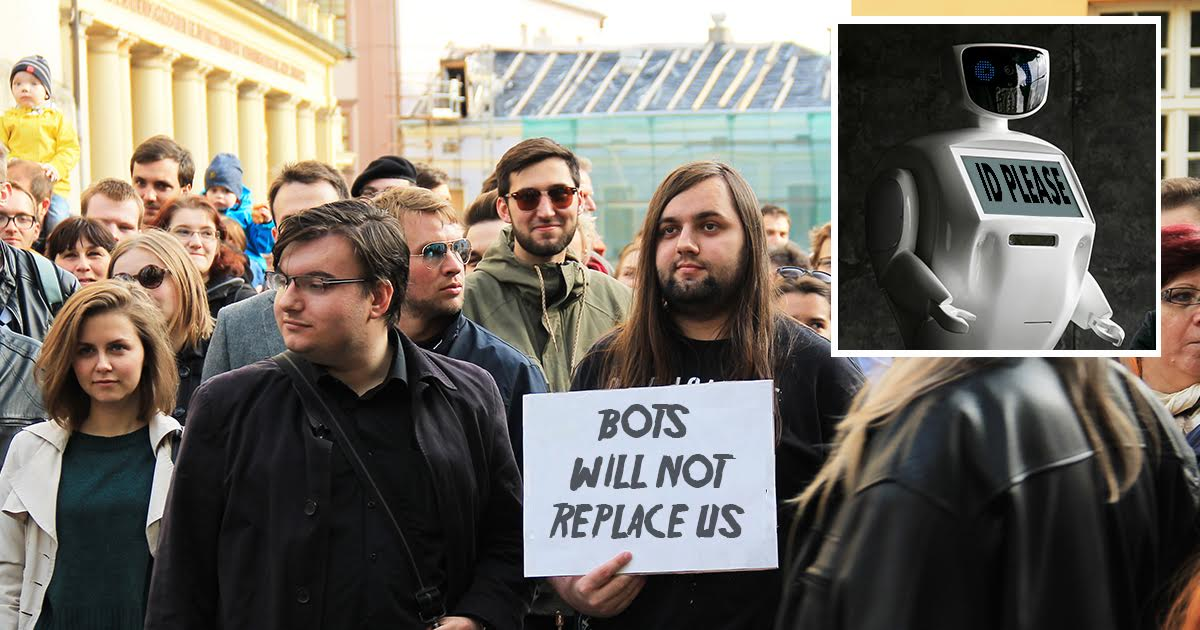 Hundreds Of Door Guys Protest As More Venues Announce Intentions To  Automate By 2020