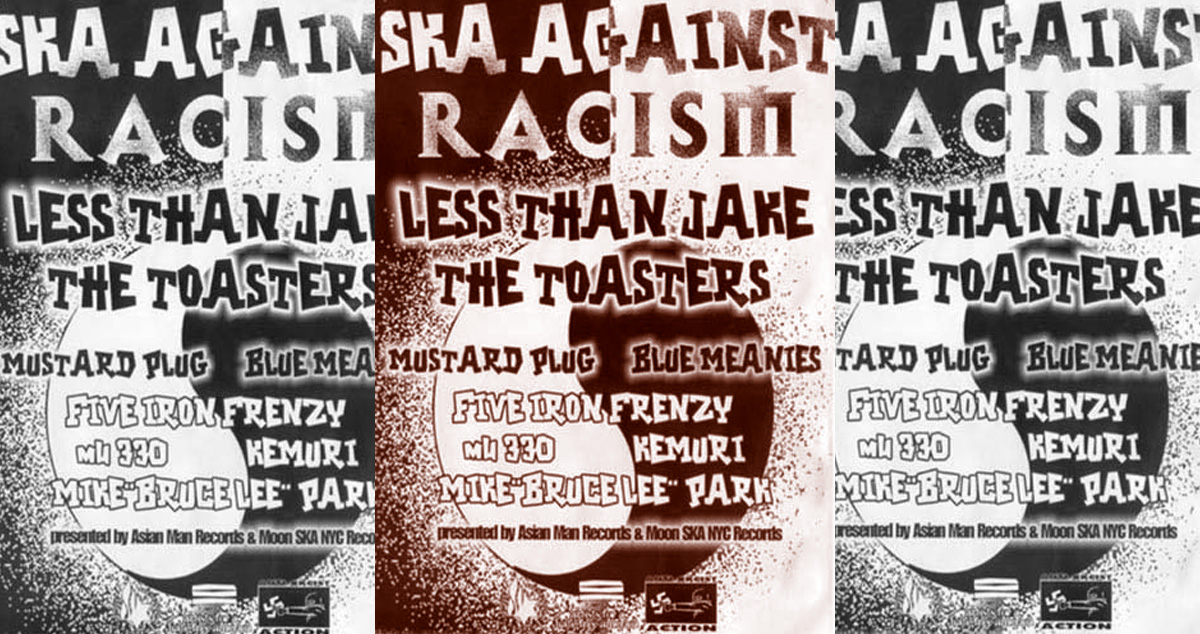 How Can Racism Still Exist When It Was Defeated by Ska in 1998?