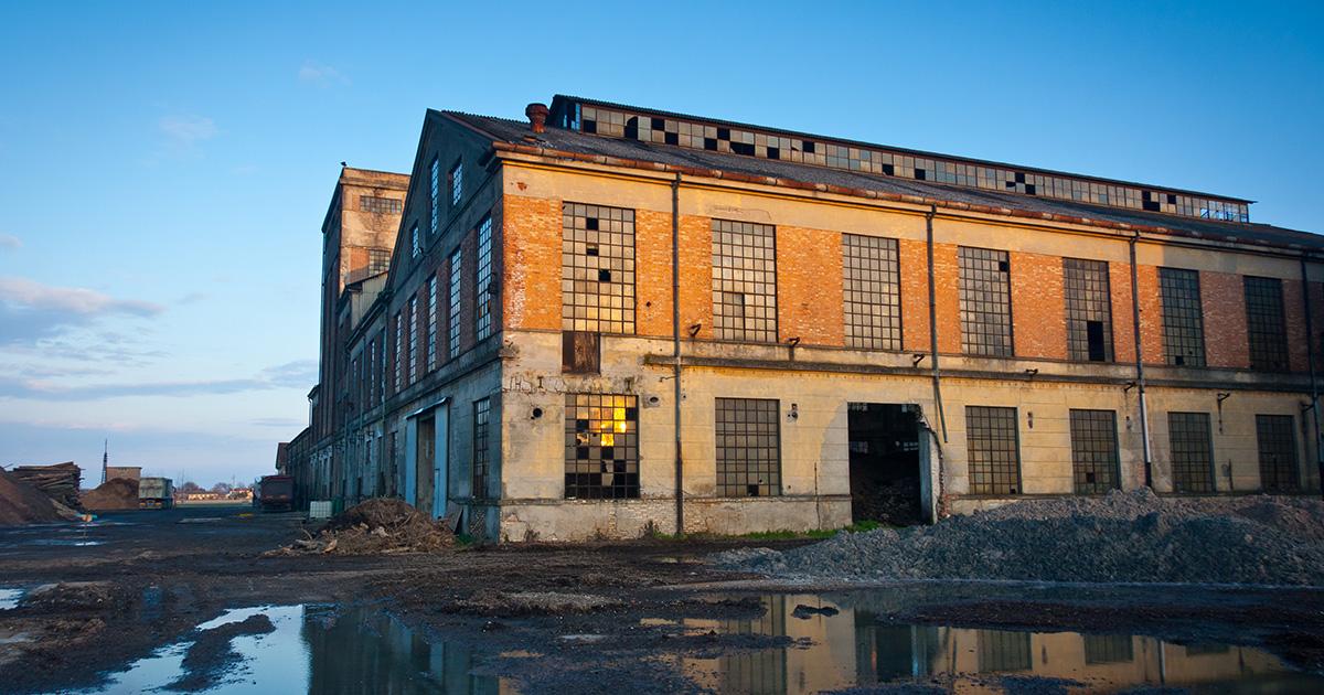 abandoned, building, photo, gentrification