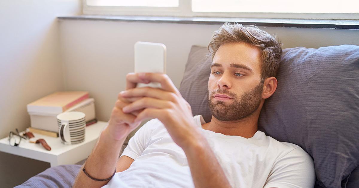 "Bartender Texts Ex-Girlfriend ""U Up?"" Monday at Like 3 P M"