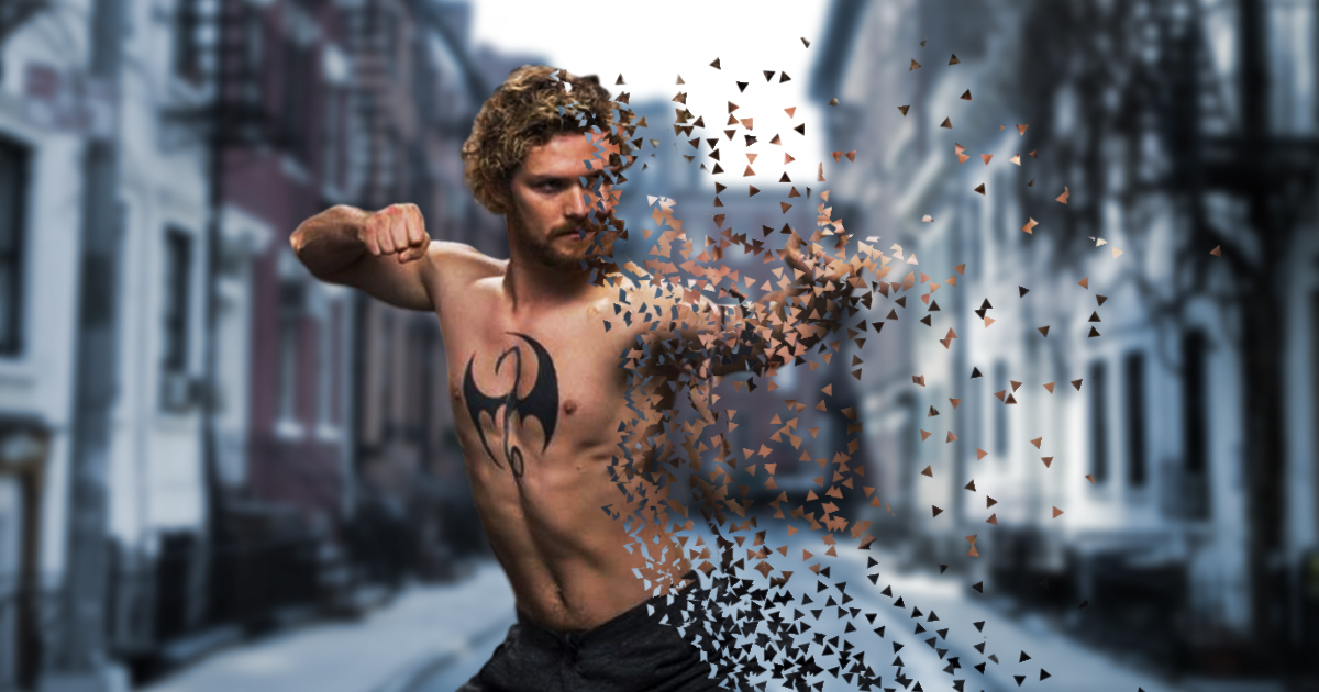 Netflix Breathes Sigh of Relief as Iron Fist Disintegrates During