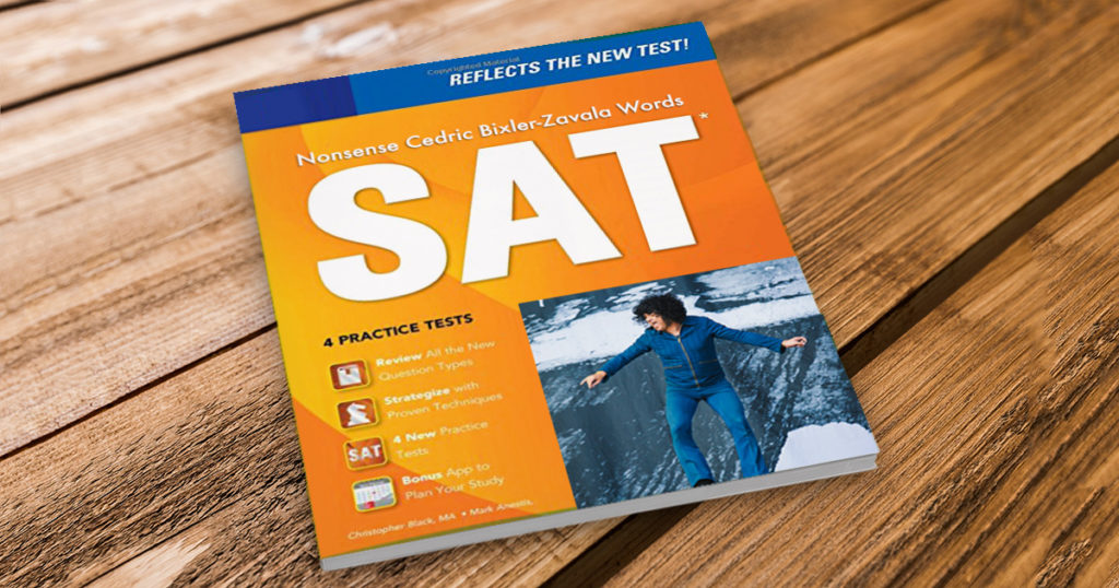 cedric bixler-zavala, SAT prep, vocabulary