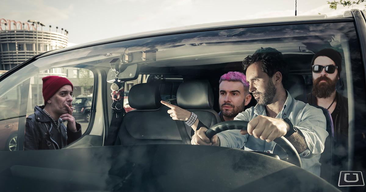 uber, driver, tour