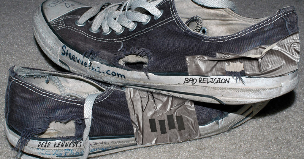 converse, chucks, sharpie, duct tape