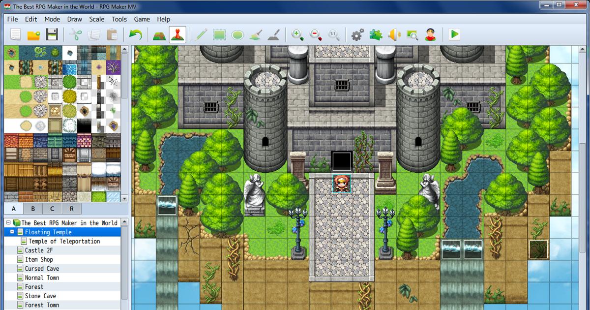 New 'RPG Maker' Update Quietly Deletes Program One Week After Install