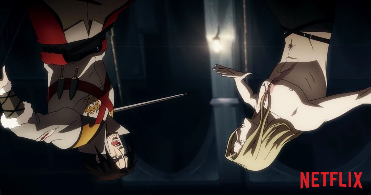 Season 2 Of Castlevania Just Season 1 Upside Down