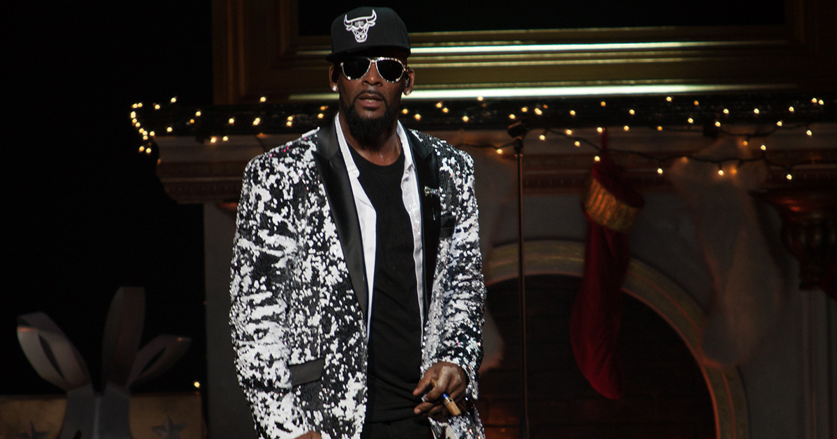 R  Kelly To Release All-New Hostage