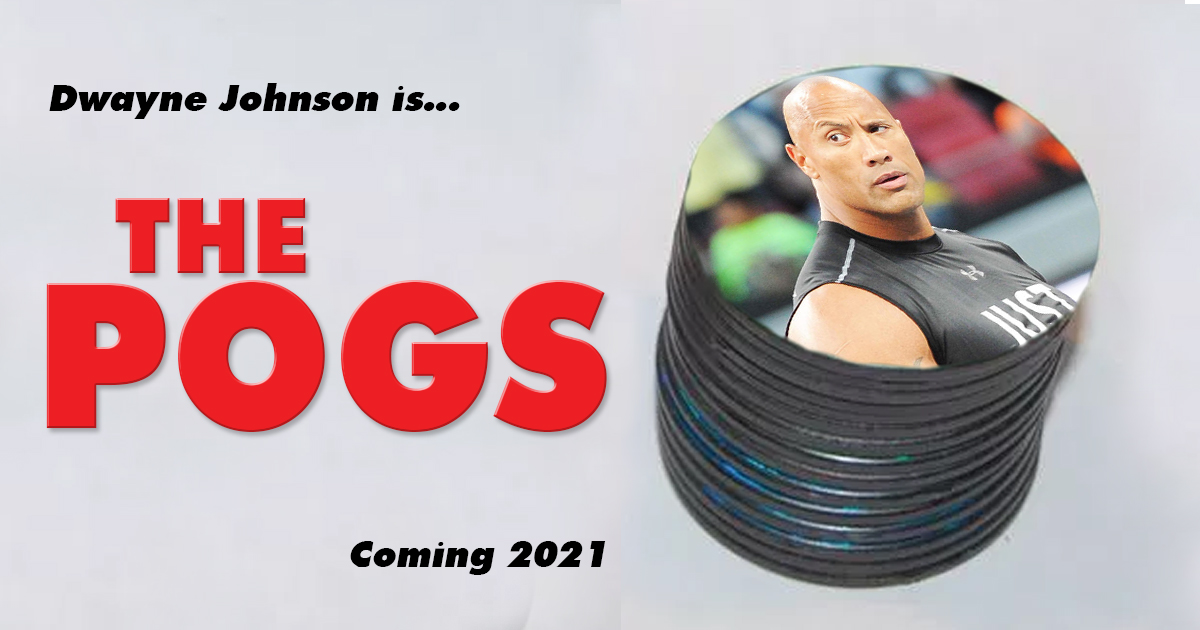 Dwayne Johnson to Play Stack of Pogs in Upcoming Film