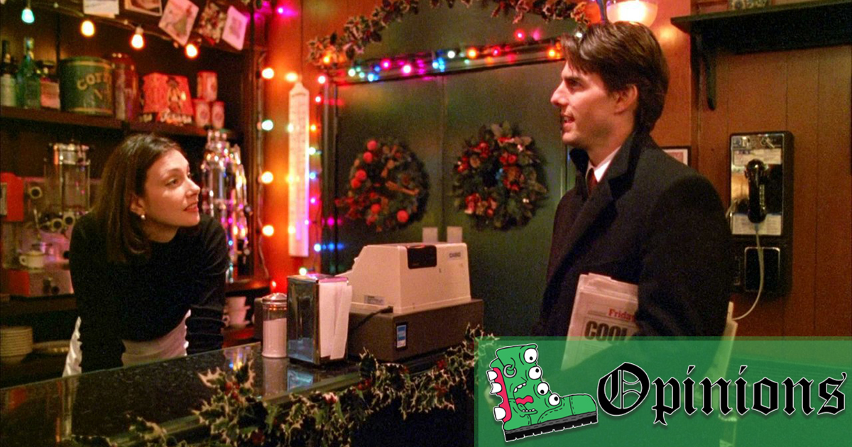 - Opinion: Eyes Wide Shut Is More Than Just Another Christmas Movie