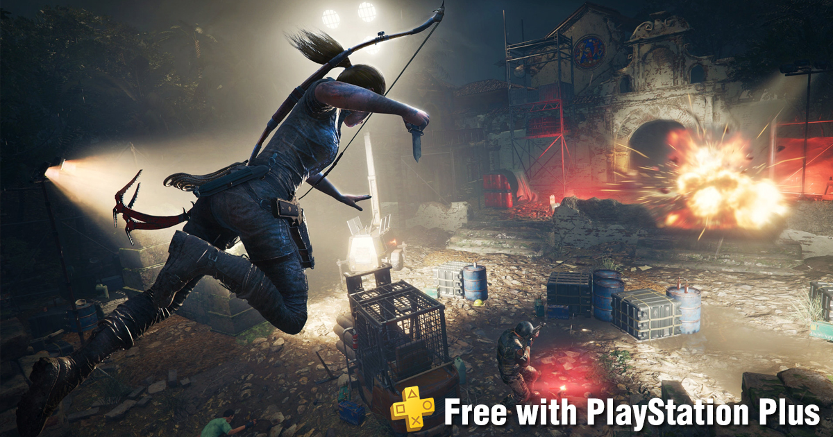 Shadow of the Tomb Raider Announced as Free PS Plus Game for 'As Long as It  Takes to Get Someone to Play This Fucking Thing'
