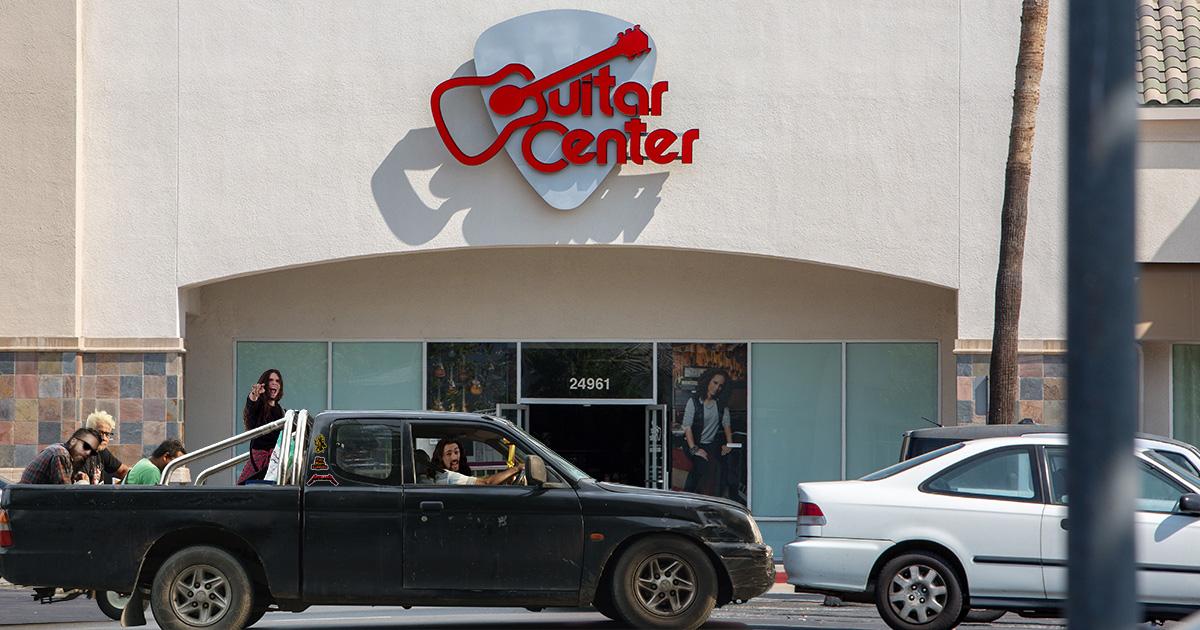 guitar center, day laborer, musician