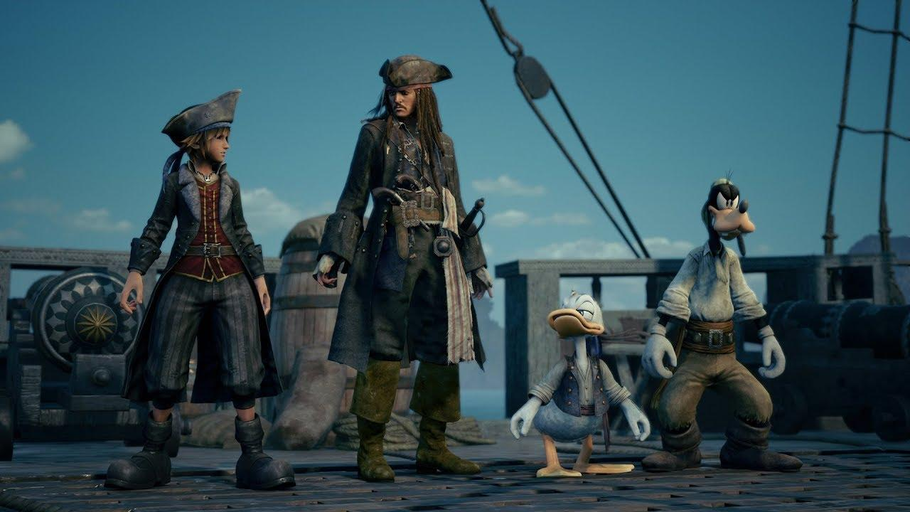 Review Kingdom Hearts 3 Is Damaged By Sora S Continued Work With