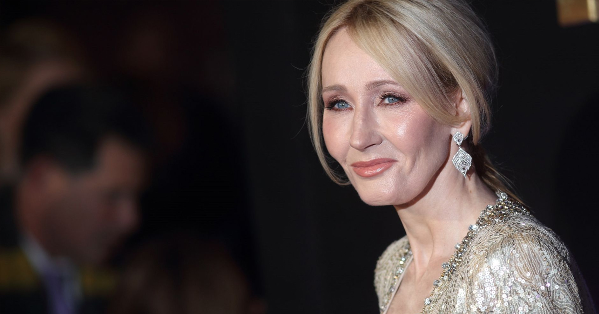 J K  Rowling Reveals That You, The Reader, Were Gay All Along