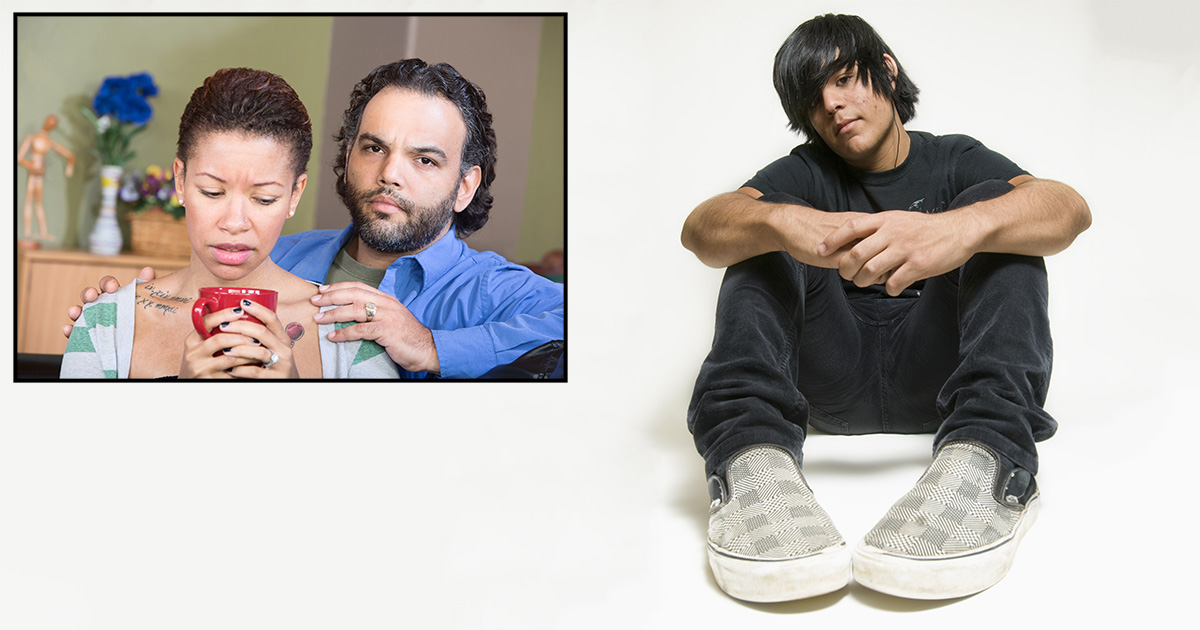 Gay Atheist Punk Better Christian Than Family Who Disowned Him