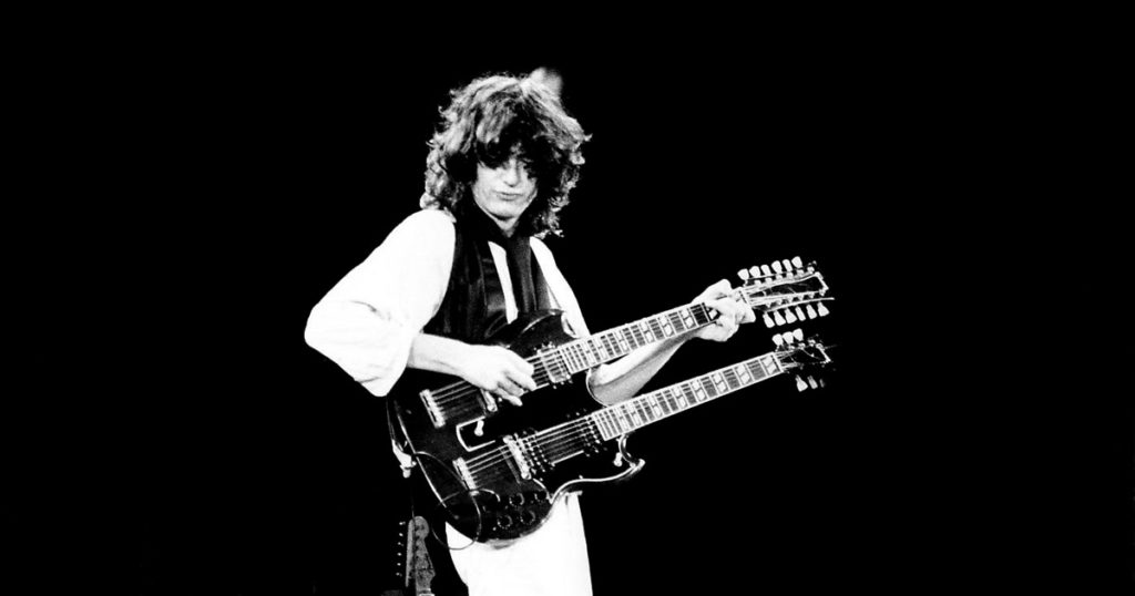 jimmy page, zeppelin, book