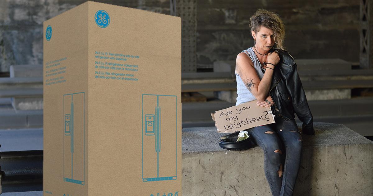 crust punk, box, home