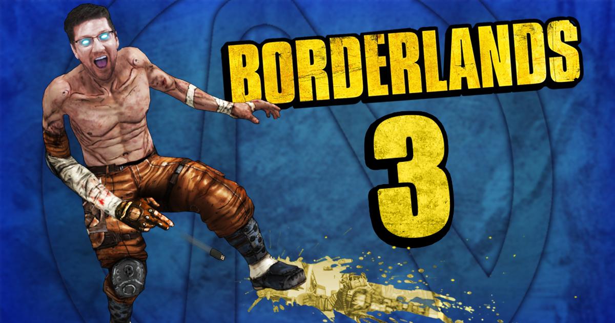 Borderlands 3 cover art revealed to be randy pitchford - Borderlands 3 box art wallpaper ...