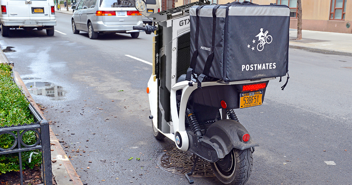 NVIDIA 960 Graphics Card Spotted Delivering For Postmates