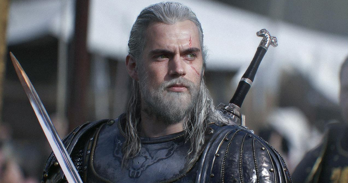 Netflix's Witcher Series Delayed as Method Acting Henry