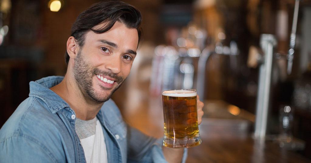 celebrate, sober, drinking