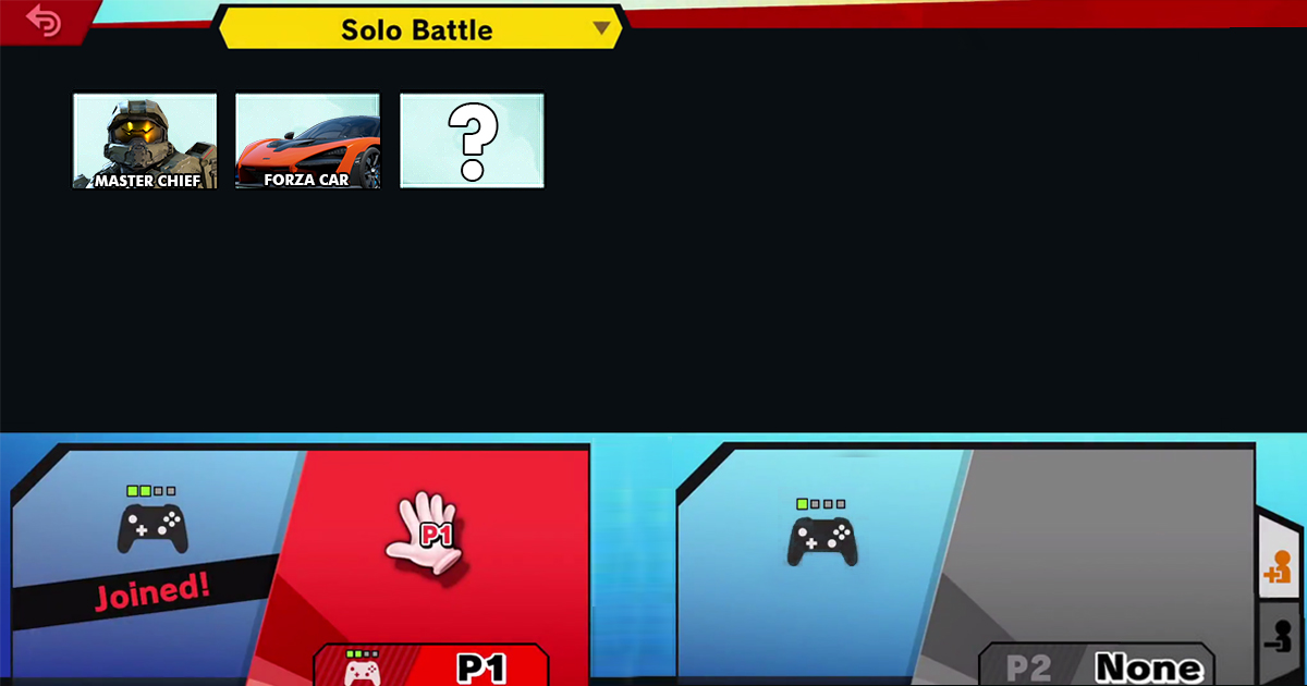 Super Smash Bros -Inspired Microsoft Fighting Game Features