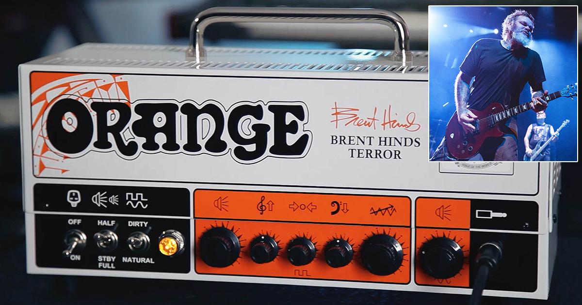 orange amps, brent hinds, scott kelly