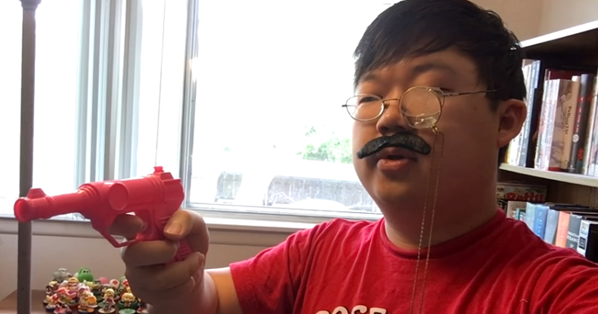 thehardtimes.net - John Dixon - Vocal Anime Fan Somehow Least Toxic YouTuber