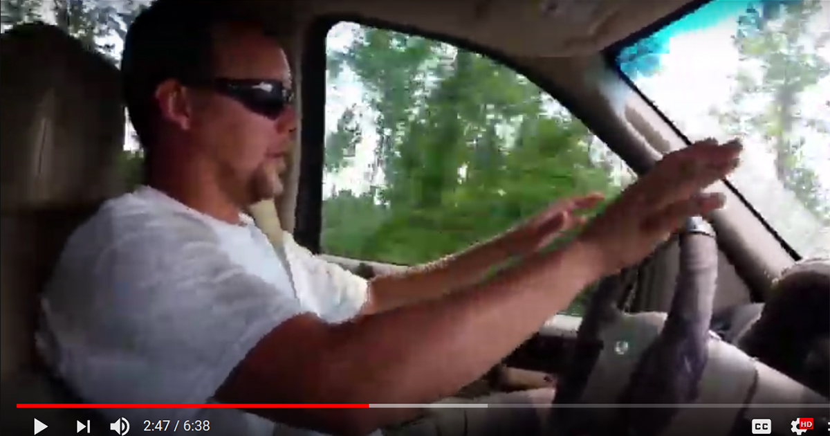 I Was Brainwashed by the Liberal Media. Then I Saw a Video of a Man Ranting Alone in a Truck