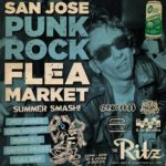 SAN JOSE PUNK ROCK FLEA MARKET