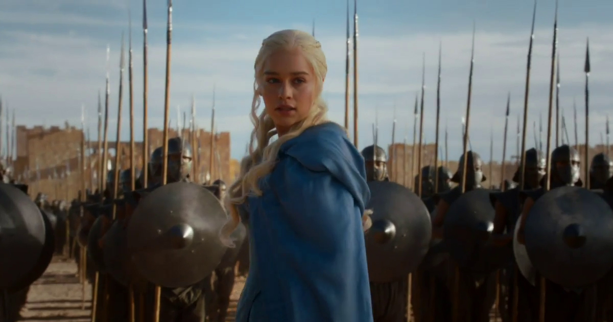 Inept Hacker Leaks Game of Thrones Season 3 Episode 4