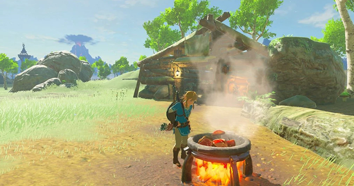 5 Awesome 'Breath of the Wild' Recipes to Make While Ganon's