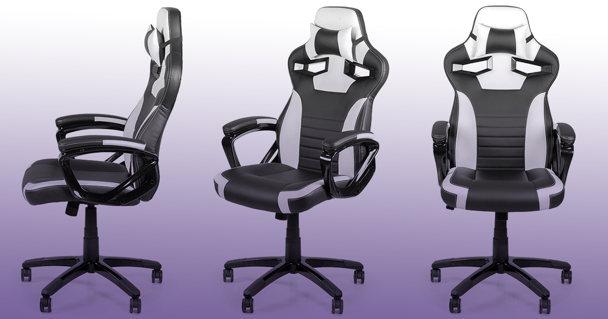 Stupendous Revolutionary Company Imagines Gaming Chair That Isnt Red Dailytribune Chair Design For Home Dailytribuneorg