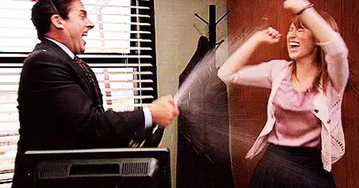 All 9 Seasons of 'The Office' Now Available Exclusively on Tenor GIF Keyboard