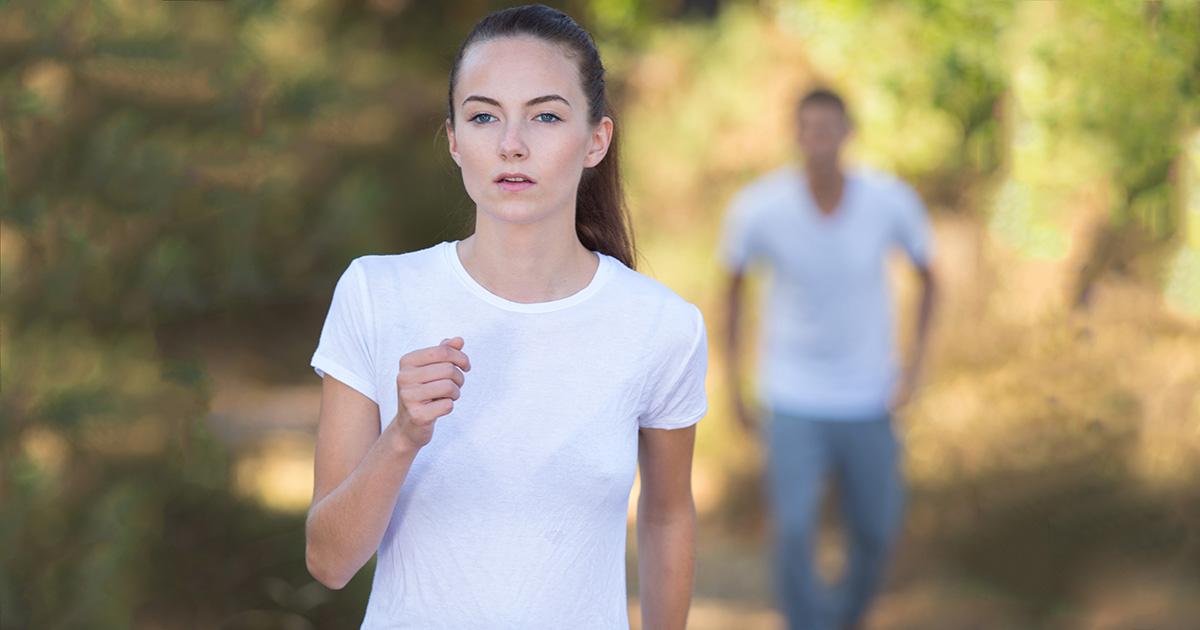 parks, runner, women